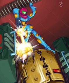 Samus - Metroid Fusion