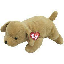 afa409a6486 Ty Bow Wow Beanies Tan Dog Toy