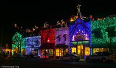 rochester mi my hometown the big bright light show love this time of year downtown - Christmas Light Show Michigan