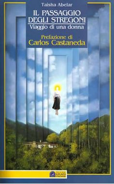 Il Passaggio degli Stregoni di Taisha Abelar - inviati  in Recensioni Libri:      Autore: Taisha Abelar  Spoiler   Taisha Abelar, born Maryann Simko, is an American writer and anthropologist who was a close associate of Carlos Castaneda. She disappeared shortly after Castanedas death in 1998. Abelar met Castaneda when she was 19 years old and a student at University of California, Los Angeles where she eventually earned her Master's degree and Ph.D. in Anthropolog...