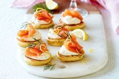 Mini food recipes