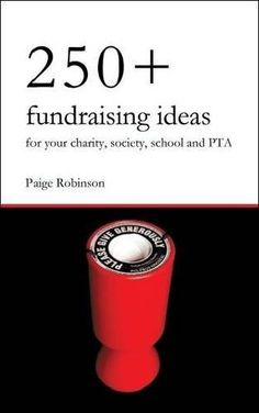 Fundraising ideas, anyone?