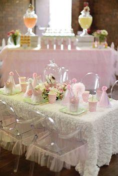 TuTu's & Sparkly Shoes themed birthday party via Kara's Party Ideas KarasPartyIdeas.com #tutusandsparklyshoes (46)