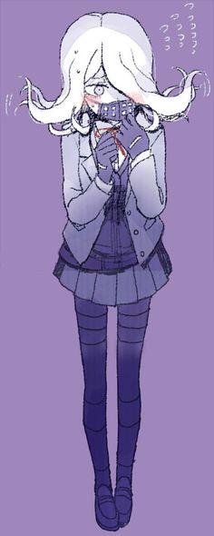 Seiko Kimura   DanganRonpa 3.