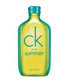 CK One Summer Eau de Toilette: This breezy limited-edition fragrance takes all of the best parts of the original and adds a summery twist (a lime, grapefruit, and melon twist to be precise!).