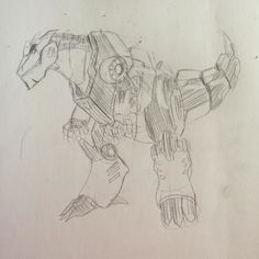 A sketch of Dino mode grimlock from transformers robots in disguise 2015. Hands down my favorite character in the show. #pencilsketch #sketch #drawing #artstudy #instaart #instadraw #idwcomics #transformers #transformersrobotsindisguise #transformersrid2015 #robotsindisguise #tillallareone #fanart #autobot #dinobot #grimlock #robotdino #tyrannosaurusrex #dinosaur #illustratenow #spotlightonartists #assemble_art #talentedpeopleinc #art4small #art_4share by mechd_h