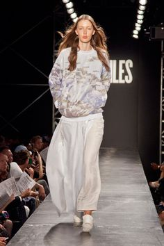 Love this   VFiles Spring 2014 Ready-to-Wear Collection Slideshow on Style.com
