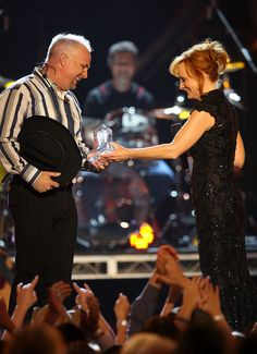 Reba McEntire 2008-05-18  43rd Annual Academy of Country Music Awards - Show