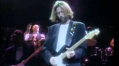Eric Clapton - Bad Love - Live 1990 ... loved this one too!