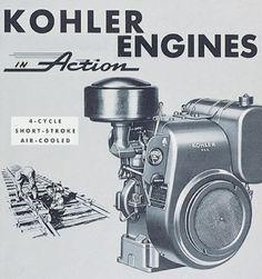 8 Best Kohler Engines S On Pinterest. Kohler Engine Service Manual K91 K181 K241 K301 K321 K341 Repair Shop Overhaul. Wiring. Kohler Ch15 Wiring Diagram At Scoala.co