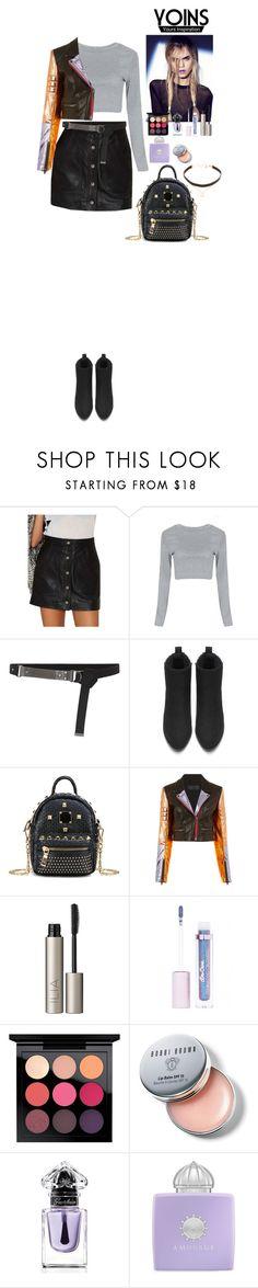 """Streetstyle Yoins"" by eliza-redkina ❤ liked on Polyvore featuring Yves Saint Laurent, Haider Ackermann, Ilia, Lime Crime, MAC Cosmetics, Bobbi Brown Cosmetics, Guerlain, AMOUAGE and Jennifer Zeuner"
