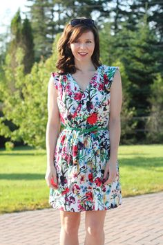 Creating In The Gap...: Floral Voile V1344