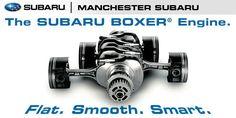 Subaru Boxer Engine Explained