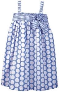 Easy to sew children's dress - includes three variations