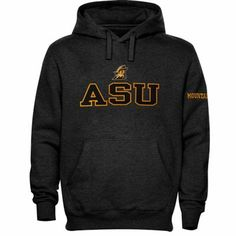 Appalachian State Mountaineers Double Shot Pullover Hoodie - Charcoal e30f645f08