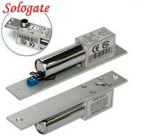 DC 12V Heavy-duty Fail-Safe 2-Lines Electric Drop Bolt Lock for Door Access Control #Affiliate