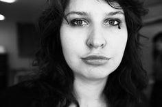 Stella Mozgawa of Warpaint. Photography by robin laananen
