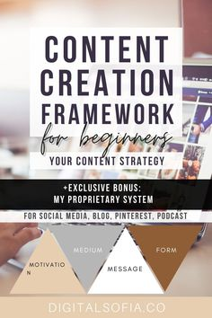 My Content Marketing agency is launching and I'm revealing to you the content marketing strategy framework that I'm using for my own brand & my clients! If you want to perfect your content creation strategy, step up your social media marketing game and learn how to create great content online then these are all the content marketing tips you will need! Read more here #contentcreationframework #contentcreationframeworkforbeginners Sales And Marketing Strategy, Facebook Marketing Strategy, Social Media Marketing, Social Media Games, Cool Writing, Pinterest For Business, Business Branding, Templates, Create