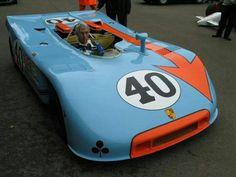 Porsche 908 03 Targa Florio 1970