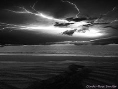 Photograph - Stormy by Cindi Soutter Pictures Of Lightning, Photography Institute, Pictures For Sale, New York Photography, Framed Prints, Canvas Prints, My Photos, Waves, Clouds