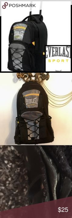 37ef7b86155c Everlast Sport 21in Rolling Backpack Everlast 21in Rolling Backpack Gently  used Everlast 21