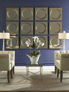 Uttermost Mirrors Combined