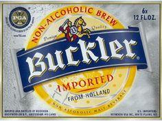 Heineken 1988 intro van Buckler alcohol vrij