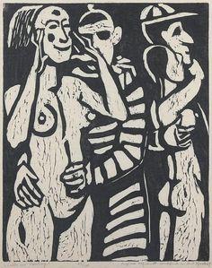 """Kurt Scheele (1905-1944 ) was een Duitse schilder en houtgraveur . Zijn overgebleven oeuvre omvat ongeveer 330 houtsneden , 150 olieverfschilderijen , aquarellen , gouaches , etsen , pentekeningen, en een aantal literaire werken. In de jaren 1930 kreeg Kurt Scheele internationale erkenning. Vanaf 1937 waren Kurt Scheele's in nazi-Duitsland als """" gedegenereerd """", zodat Kurt Scheele na de Tweede Wereldoorlog werd vergeten."""