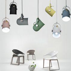 Nordic Minimalism Droplight Angle Adjustable Small Pendant Lights for Home Decor Lighting Lamp and Bar Showcase Light Fixtures Drop Lights, Led Ceiling Lights, Hanging Lights, Hanging Lamps, Ceiling Lamps, Wall Lamps, Wall Sconces, Luxury Lighting, Home Lighting