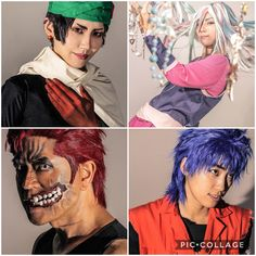 The pictures on the surface of Toriko comics. Halloween Face Makeup, Surface, Comics, Pictures, Photos, Cartoons, Comic, Comics And Cartoons, Grimm
