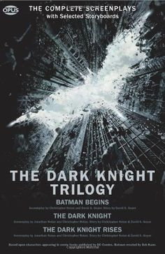 The Dark Knight Trilogy: The Complete Screenplays « Library User Group