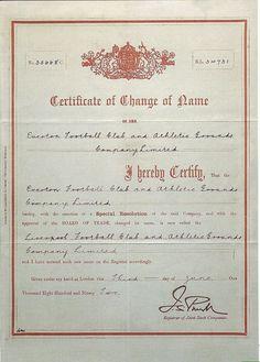 June 3, 1892 | The day Liverpool FC were born