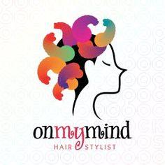 onMyMind  #logo #logo design
