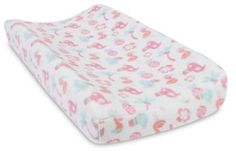 Trend Lab® Tropical Pastel Plush Changing Pad Cover