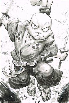 Usagi Yojimbo by Freddie E. Williams