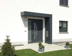 S1-Eingangsüberdachung von Siebau