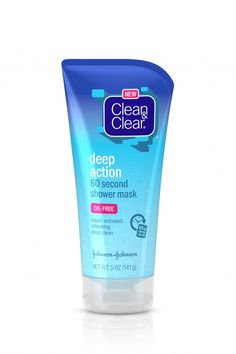 Clean & Clear feels a little like a high school flashback, but with a gentle splash of glycolic acid—the go-to dermatologist exfoliant for brightening—this in-shower mask is decidedly… Facial Treatment, Skin Treatments, Beauty Games, Facial Steaming, Acne Free, Acne Skin, Oily Skin, Wash Your Face, Beauty