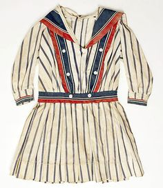 Child's Dress  1910  The Metropolitan Museum of Art