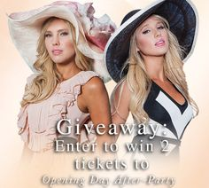 Win 2 Tickets To Opening Day After-Party at L'Auberge Del Mar What to wear to del mar races and turf club on Nubry