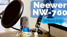 Hoy os traemos el Unboxing y review del kit de Micrófono Neewer NW-700 que incluye araña filtro anti-pop brazo tarjeta de audio USB cables y el micrófono Neewer NW700. Llevábamos tiempo buscando un kit de micrófono para mejorar el audio y poder poner voz en-off a nuestros vídeos y grabar bien la voz de nuestros directos. Con el kit Neewer tenemos todo lo necesario para esa necesidad por menos de 70 Amazon http://ift.tt/2j1Ug89 Por el momento además de funcionar perfectamente en Mac y en…