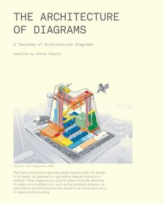 Architecture of Diagrams The Architecture of Diagrams A visual and written catalogue of contemporary Architectural diagrams.The Architecture of Diagrams A visual and written catalogue of contemporary Architectural diagrams. Architecture Design, Architecture Collage, Architecture Board, Architecture Portfolio, Concept Architecture, Architecture Diagrams, Origami Architecture, Tropical Architecture, Pavilion Architecture