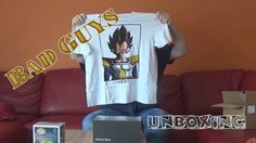Wootbox: Bad Guys * UNBOXING *