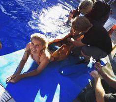 Mako Mermaids - Behind the scenes H2o Mermaid Tails, Diy Mermaid Tail, H2o Mermaids, Mermaids And Mermen, Mako Island Of Secrets, Mermaid Wallpapers, Ocean Girl, Pretty Litle Liars, Ordinary Girls