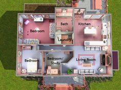 Modern House Ideas For Sims 3 Blueprints New Centex Homes Floor. cool house ideas for sims 3 xbox. Sims 3 Houses Ideas, Sims 4 Houses Layout, House Layout Plans, House Layouts, House Ideas, Two Story House Design, Sims 4 House Design, Unique House Design, Sims 4 House Plans