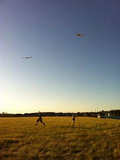 A Simple Joy - Taking the Kids to Fly Kites