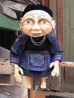 puppets in prague Puppet Toys, Marionette Puppet, Puppet Show, Paper Dolls, Art Dolls, Toy Theatre, Puppet Making, Jim Henson, Fairy Land