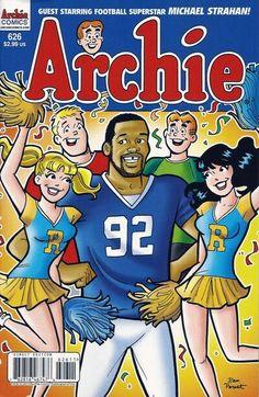Archie (1960) #626 signed by Dan Parent