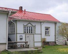 Myydään Omakotitalo 3 huonetta - Raahe Keskusta Saaristokatu 2 - Etuovi.com 577277