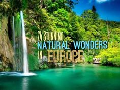 Europe is full of amazing scenery, but since I've only spent 3 months there I needed to rope in some fellow travel bloggers to help bring you this list of natural wonders in Europe. Keep reading for stunning photos of waterfalls, mountains, lakes and more (also check out the Southeast