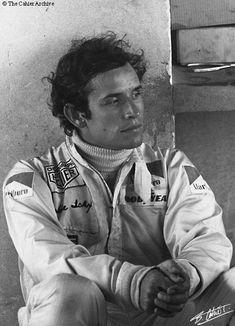 Jacky Ickx, el auténtico piloto 24 horas, el mejor de siempre.